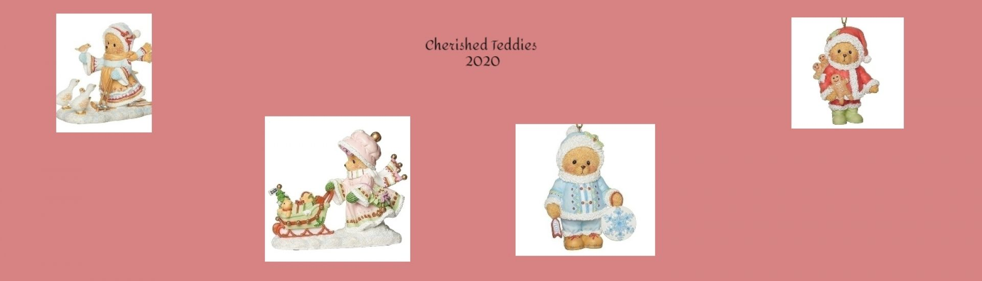 2020 Cherished Teddies